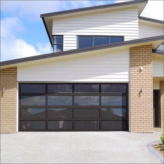 Full View Aluminum Fidelity Overhead Doors